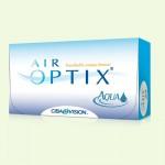 AirOptix Aqua havi kontaktlencse 3db