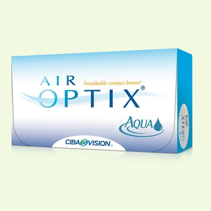 AirOptix Aqua havi kontaktlencse 3db 07596239ec