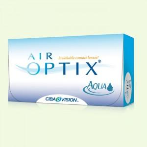 AirOptix Aqua havi kontaktlencse 6db