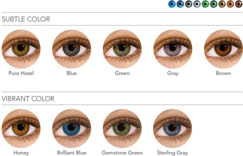 Air Optix Colors havi kontaktlencse 2db · Air Optix Colors választható  színek 146daaf63b