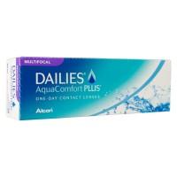 Dailies Aqua Comfort Plus Multifocal napi kontaktlencse 30db