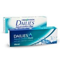 Dailies Aqua Comfort Plus napi kontaktlencse 30db