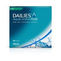 Dailies Aqua Comfort Plus Toric havi tórikus kontaktlencse 90db
