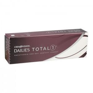 Dailies Total 1 napi kontaktlencse 30db