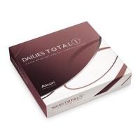 Dailies Total1 napi kontaktlencse 90db