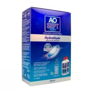 Aosept Plus Hydraglyde 2x360ml