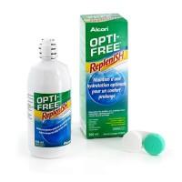 Opti free Replenish kontaktlencseápoló 300ml