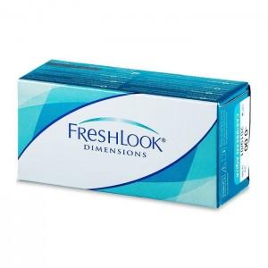 Freshlook Dimensions 2db színes kontaktlencse